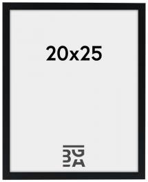 Edsbyn Svart 20x25 cm