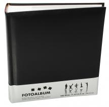 Estancia Bokbundet Album Svart - 100 Bilder i 11x15 cm