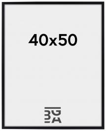 Edsbyn Svart 40x50 cm