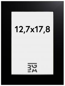 Trendline Svart 5x7 inches (12,7x17,8 cm)