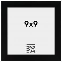 Edsbyn Svart 9x9 cm