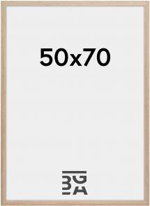 Ram Stilren Akrylglas Ek 50x70 cm