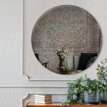 Spegel Prestige Oxidized 60 cm Ø