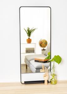 Spegel House Doctor Chic Svart 45x110 cm
