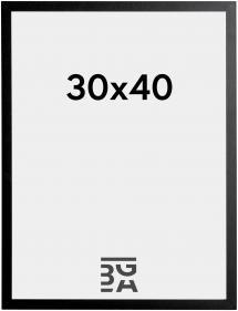 Trendy Svart 30x40 cm
