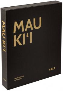 KAILA MAU KI'I - Coffee Table Photo Album (60 Svarta Sidor / 30 Blad)