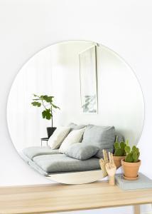 KAILA Rund Spegel Deluxe 110 cm Ø