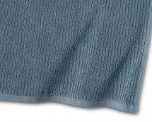 Badhandduk Stripe Frotté - Blå 65x130 cm