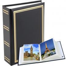 Exclusive Line Minimax Album Svart - 100 Bilder i 10x15 cm