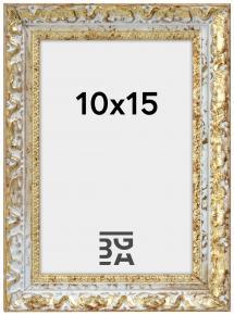 Ram Smith Guld-Silver 10x15 cm