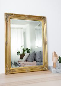 Spegel Antique Guld 50x70 cm