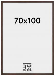 Stilren Plexiglas Valnöt 70x100 cm