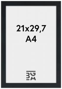 Stilren Svart 21x29,7 cm (A4)