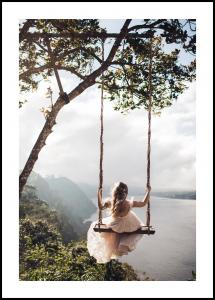 Swing with a View Poster