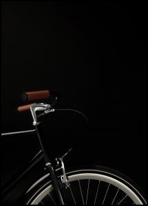 Dark Bike Poster