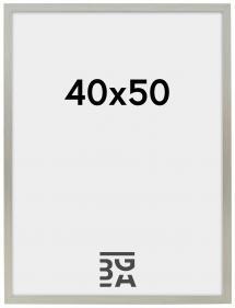 Ram Edsbyn Silver 40x50 cm