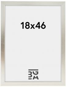 Ram Silver Wood 18x46 cm