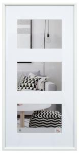 Galeria Collageram Vit - 3 Bilder (10x15 cm)