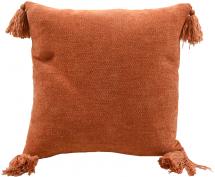 Kuddfodral Tassle - Orange 45x45 cm