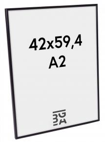 Can-Can Svart 42x59,4 cm (A2)