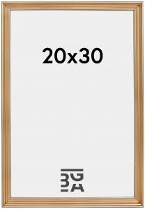 Verona Guld 20x30 cm