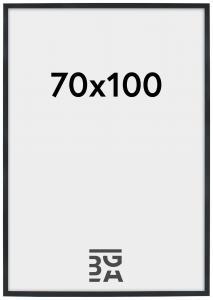 Stilren Plexiglas Svart 70x100 cm