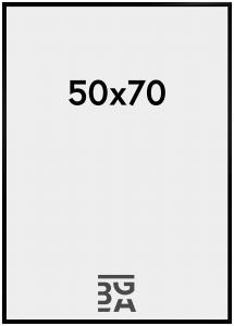 New Lifestyle Svart 50x70 cm ramar