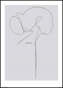 Female lines II Poster