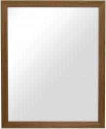 Spegel Timber Teak - Egna Mått