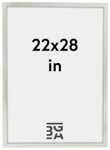 Ram Silver Wood 22x28 inches (55,88x71,12 cm)
