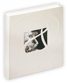 Ti Amo Album - 28x30,5 cm (60 Vita sidor / 30 blad)