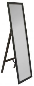Spegel Markus Svart 40x160 cm
