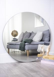 Spegel House Doctor Walls Klar 110 cm Ø