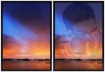 Ramverkstad UltraVue UV70 - Reflexfritt glas