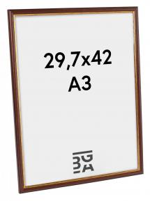 Ram Horndal Brun 29,7x42 cm (A3)