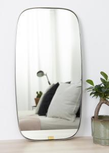 Spegel Square Metal 29x59 cm