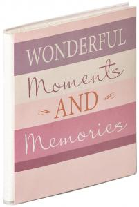 Moments Wonderful - 40 Bilder i 11x15 cm