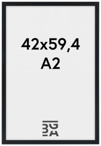 Ram Stilren Svart 42x59,4 cm (A2)