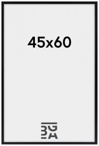 Edsbyn Svart 45x60 cm