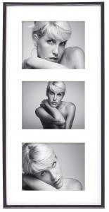 Galeria Collageram Svart - 3 Bilder (13x18 cm)
