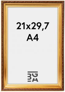 Abisko Guld 21x29,7 cm (A4)