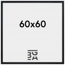 Ram Stilren Svart 60x60 cm