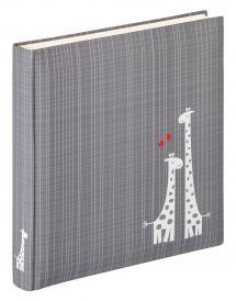 Little Darling Album - 28x30,5 cm (50 Vita sidor / 25 blad)