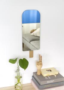 Spegel EO Ice Cream Ocean Blue 22x57 cm