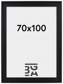 Ram Mora Premium Svart 70x100 cm