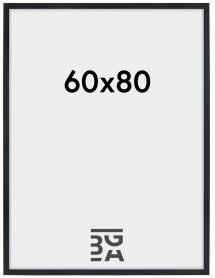 Stilren Svart 60x80 cm