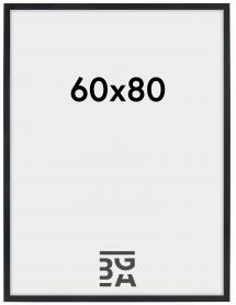 Ram Stilren Svart 60x80 cm