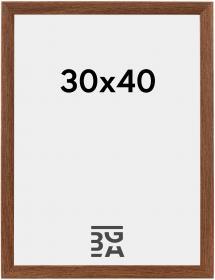 Fiorito Mörk Ek 30x40 cm