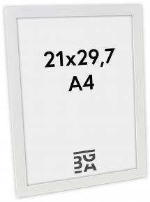 Stockholm Vit 21x29,7 cm (A4)