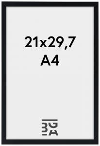 Edsbyn Svart 21x29,7 cm (A4)